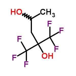 34844-48-9 1,1,1-Trifluoro-2-(trifluoromethyl)pentane-2,4-diol
