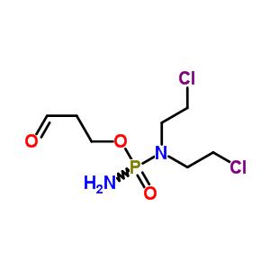 35144-64-0 3-oxopropyl N,N-bis(2-chloroethyl)phosphorodiamidate