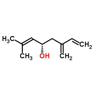 35628-00-3;13040-13-6 (4S)-2-methyl-6-methylideneocta-2,7-dien-4-ol