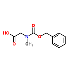 39608-31-6 N-[(benzyloxy)carbonyl]-N-methylglycine