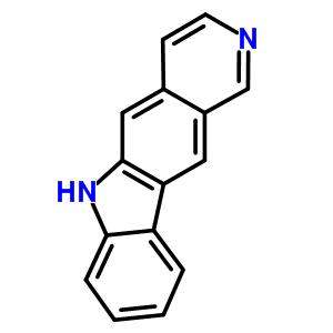 243-30-1 6H-pyrido[4,3-b]carbazole