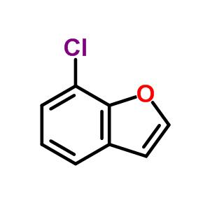 24410-55-7 7-chloro-1-benzofuran