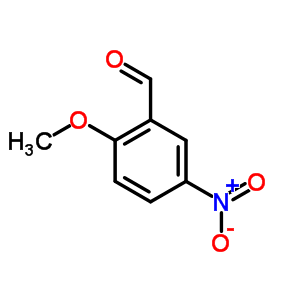 25016-02-8 2-methoxy-5-nitrobenzaldehyde