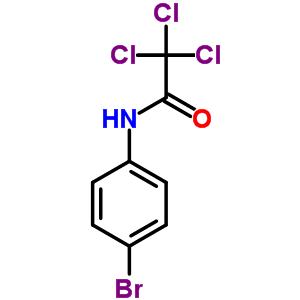 30403-31-7 N-(4-bromophenyl)-2,2,2-trichloroacetamide