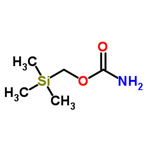 3124-45-6 (trimethylsilyl)methyl carbamate