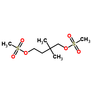 what is the structural formula of 23dimethylbutane