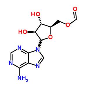 55648-40-3 9-(5-O-formyl-D-arabinofuranosyl)-9H-purin-6-amine