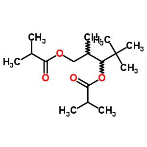 74381-40-1 2,4,4-trimethylpentane-1,3-diyl bis(2-methylpropanoate)