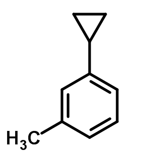 19714-73-9 1-cyclopropyl-3-methylbenzene