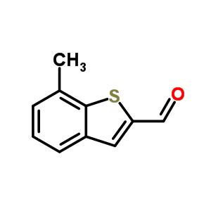 3751-76-6 7-methyl-1-benzothiophene-2-carbaldehyde