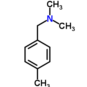 4052-88-4 N,N-dimethyl-1-(4-methylphenyl)methanamine