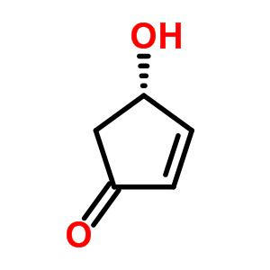 59995-49-2 (4S)-4-hydroxycyclopent-2-en-1-one