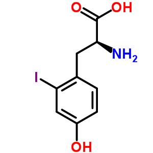70055-93-5;78853-38-0 2-iodo-L-tyrosine