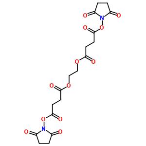 乙二醇 -双(琥珀酸 N-羟基琥珀酰亚胺酯)