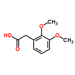 90-53-9 (2,3-dimethoxyphenyl)acetic acid