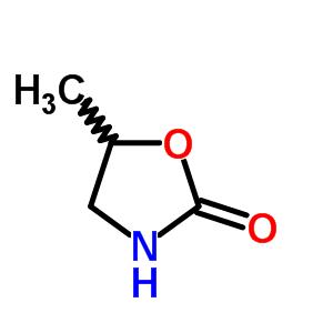5-甲基-1,3-恶唑烷-2-酮 1072-70-4