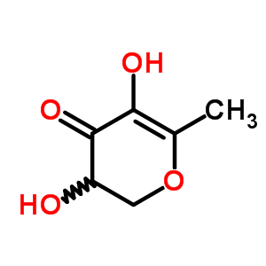 28564-83-2 3,5-dihydroxy-6-methyl-2,3-dihydro-4H-pyran-4-one
