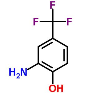 454-81-9 2-Amino-4-(trifluoromethyl)phenol