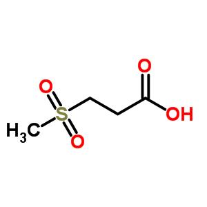 3-(甲磺酰基)丙酸 645-83-0