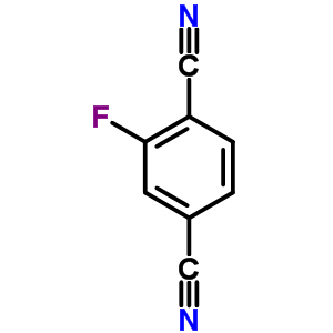 1897-53-6 2-fluorobenzene-1,4-dicarbonitrile