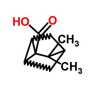 512-60-7 7,7-dimethyltricyclo[2.2.1.0~2,6~]heptane-1-carboxylic acid