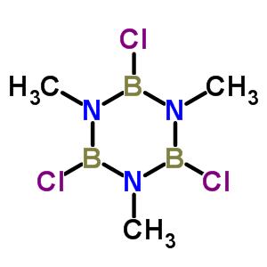 703-86-6 2,4,6-trichloro-1,3,5-trimethylborazine