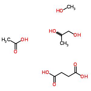 醋酸酯化丁二酸氢酯化的纤维素-2-羟基丙基甲基醚