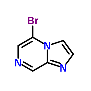 87597-26-0 5-bromoimidazo[1,2-a]pyrazine