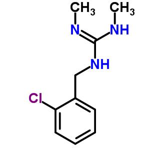 1509-76-8;51-13-8;73-64-3 1-(2-chlorobenzyl)-2,3-dimethylguanidine