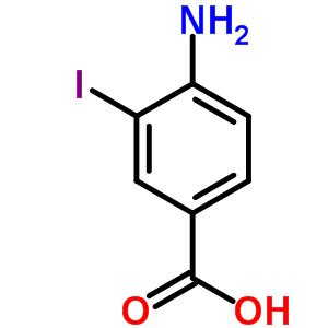 4-氨基-3-碘苯甲酸 2122-63-6