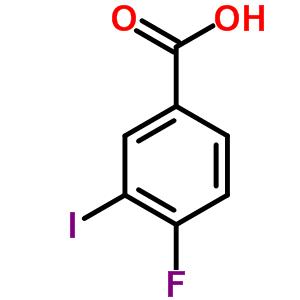 4-Fluoro-3-iodobenzoic acid 403-18-9