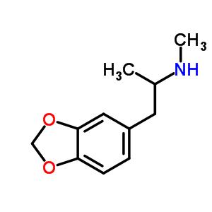 42542-10-9;54946-52-0;64057-70-1;69610-10-2 1-(1,3-benzodioxol-5-yl)-N-methylpropan-2-amine