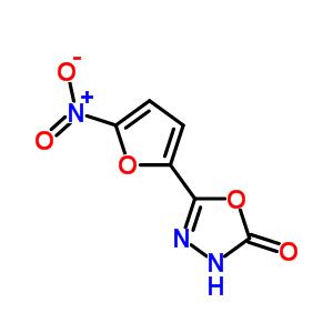 2122-86-3 5-(5-nitrofuran-2-yl)-1,3,4-oxadiazol-2(3H)-one