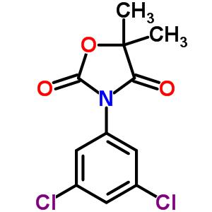 24201-58-9 3-(3,5-dichlorophenyl)-5,5-dimethyl-1,3-oxazolidine-2,4-dione