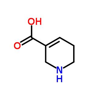 498-96-4 1,2,5,6-tetrahydropyridine-3-carboxylic acid