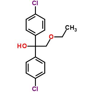 1,1-bis(4-chlorophenyl)-2-ethoxyethanol 6012-83-5