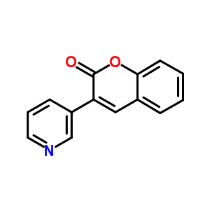 837-96-7 3-(pyridin-3-yl)-2H-chromen-2-one