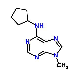 109292-91-3 N-cyclopentyl-9-methyl-9H-purin-6-amine