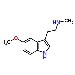 2009-03-2 2-(5-methoxy-1H-indol-3-yl)-N-methylethanamine