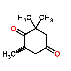 2,2,6-三甲基-1,4-环己二酮 20547-99-3;1125-20-8