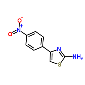 2104-09-8 4-(4-nitrophenyl)-1,3-thiazol-2-amine