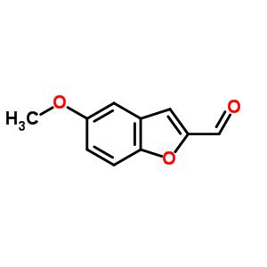 23145-19-9 5-methoxy-1-benzofuran-2-carbaldehyde
