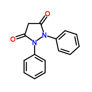 2652-77-9 1,2-diphenylpyrazolidine-3,5-dione