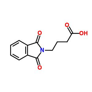 3130-75-4 4-(1,3-dioxo-1,3-dihydro-2H-isoindol-2-yl)butanoic acid