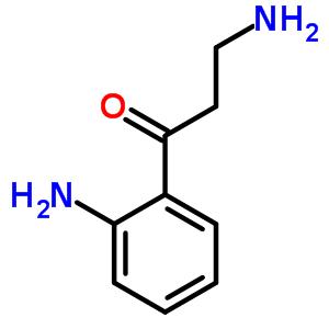 363-36-0 3-amino-1-(2-aminophenyl)propan-1-one