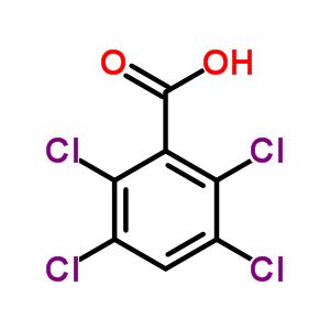 50-38-4 2,3,5,6-tetrachlorobenzoic acid