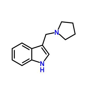 5379-94-2 3-(pyrrolidin-1-ylmethyl)-1H-indole