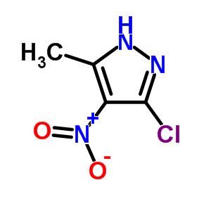 6814-58-0 3-chloro-5-methyl-4-nitro-1H-pyrazole