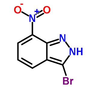 1H-Indazole,3-bromo-7-nitro- 74209-34-0