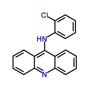 14408-86-7;75775-75-6 N-(2-chlorophenyl)acridin-9-aminium chloride